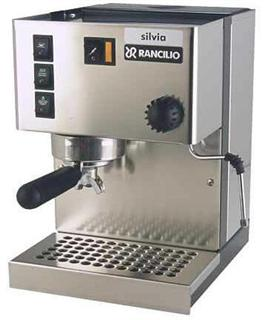 Rancilio silviathis machine is perfect for your home pizza shop or